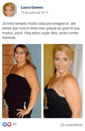 GoldFit Pro
