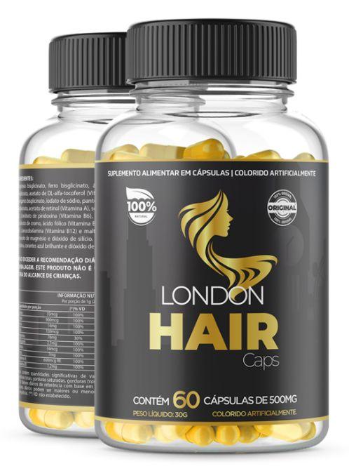 London Hair Caps