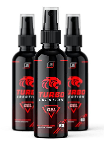 Turbo Erection Gel